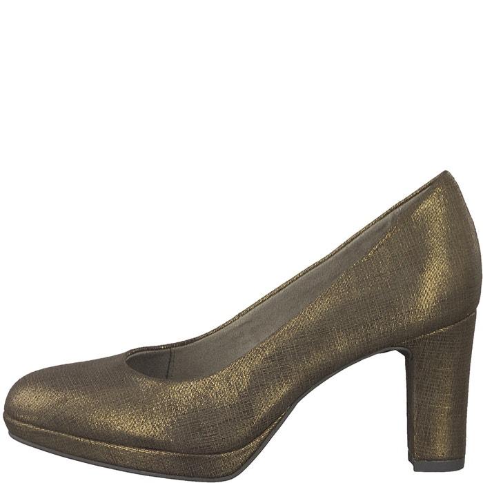 Zapatos de tacón de piel Maura Tamaris pTuL0