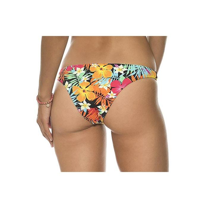 MOON de BANANA estampado Braguita bikini de con a flores rayas reversible w44BcAqdH