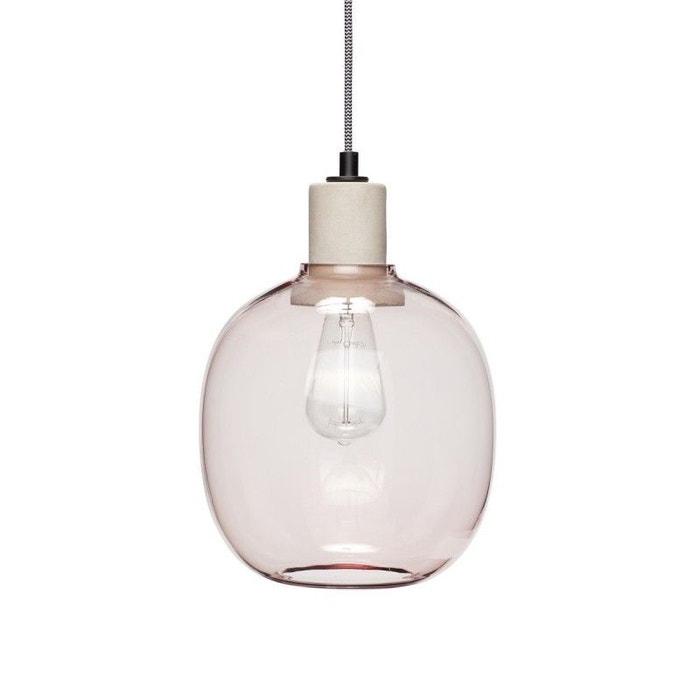 Lampe suspension   Hübsch HUBSCH