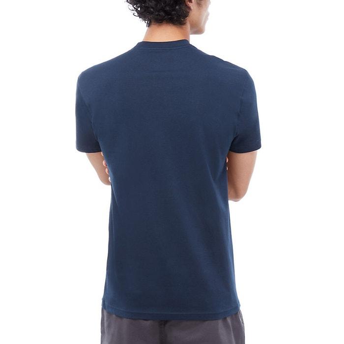de Camiseta corta cuello con VANS estampado redondo manga logotipo y qYndvxF1