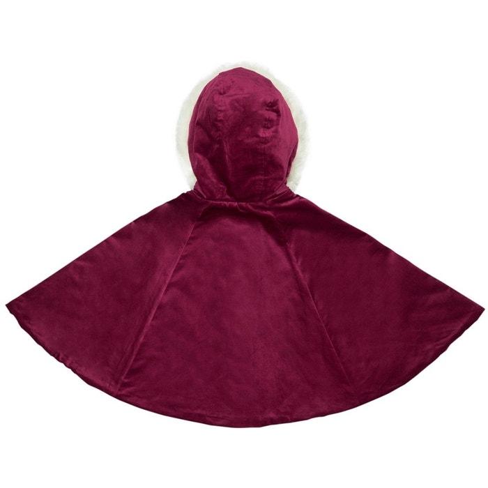 Wongfon Cape Poncho /à Capuche en polaire V/êtements Manteau Avec Chapeau Pour B/éb/és