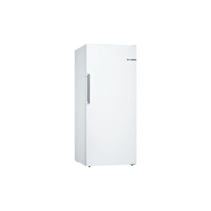 Gsn51awdv Congelateur Armoire 286l Froid Ventile A L 70cm X H 161cm Blanc Bosch La Redoute