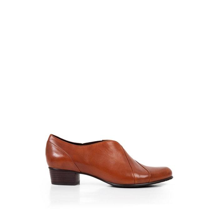 Heyraud LOW BOOT SOFY Marron - Livraison Gratuite avec  - Chaussures Bottine Femme