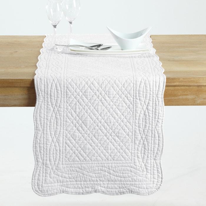 Camino de mesa 100% algodón La Redoute Interieurs | La Redoute