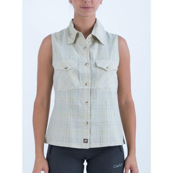 senderismo sueca algodón de Camisa de 9IEDYW2H