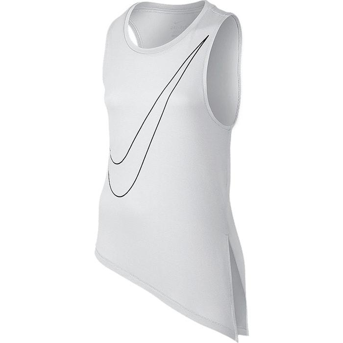 Imagen de Camiseta sin mangas asimétrica 6 - 14 años NIKE