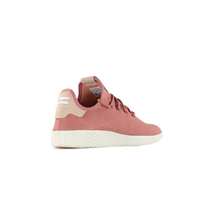 Basket adidas originals pharell williams tennis hu - db2552 rose Adidas Originals