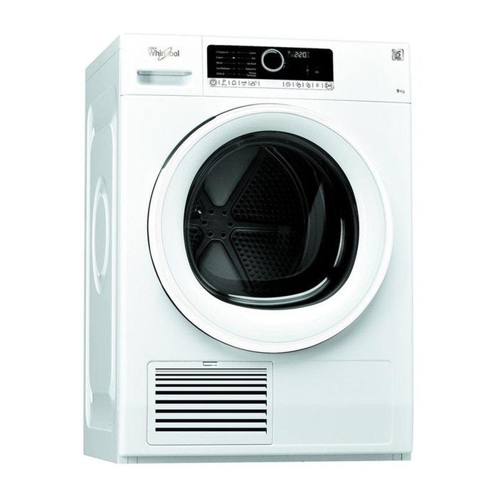 s che linge condensation whirlpool dscx 90113 couleur unique whirlpool la redoute. Black Bedroom Furniture Sets. Home Design Ideas