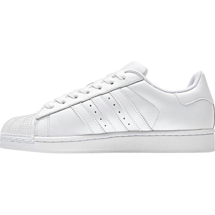 Baskets basses adidas originals superstar 2  blanc Adidas  La Redoute