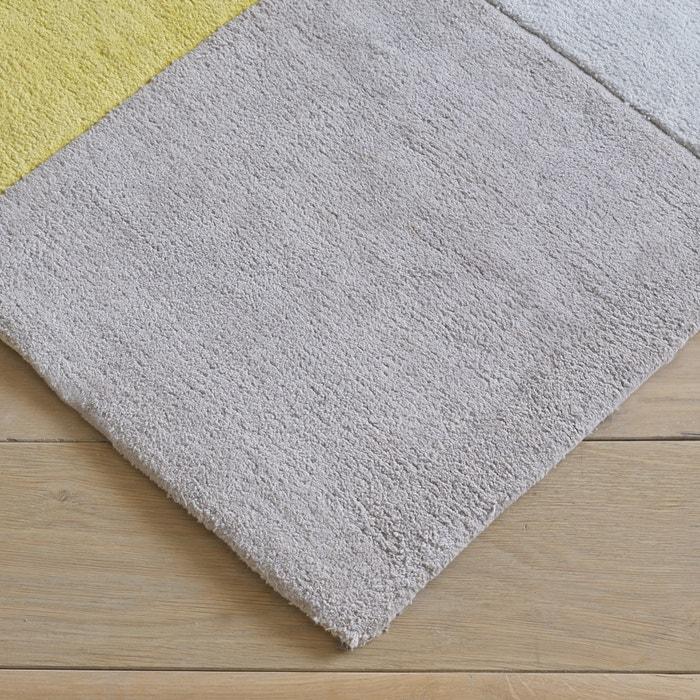 Imagen de Alfombra gráfica tuft de algodón, 2 tamaños, Dario La Redoute Interieurs
