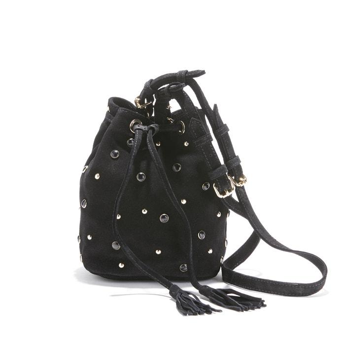 Cobane Studded Suede Bucket Bag  PETITE MENDIGOTE image 0