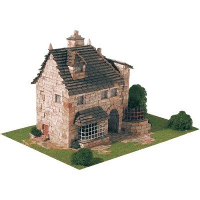 Maquette A Construire Maison  La Redoute