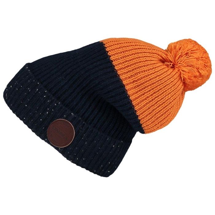 Vue Vente Bonnet dial wool mix orange basketball O'neill | La Redoute Autorisation De Sortie Jeu Commercialisable Sortie D'usine Pas Cher Parcourir La Vente r5CVm04
