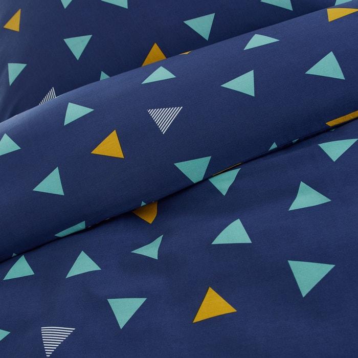 Lucien Patterned Duvet Cover  La Redoute Interieurs image 0