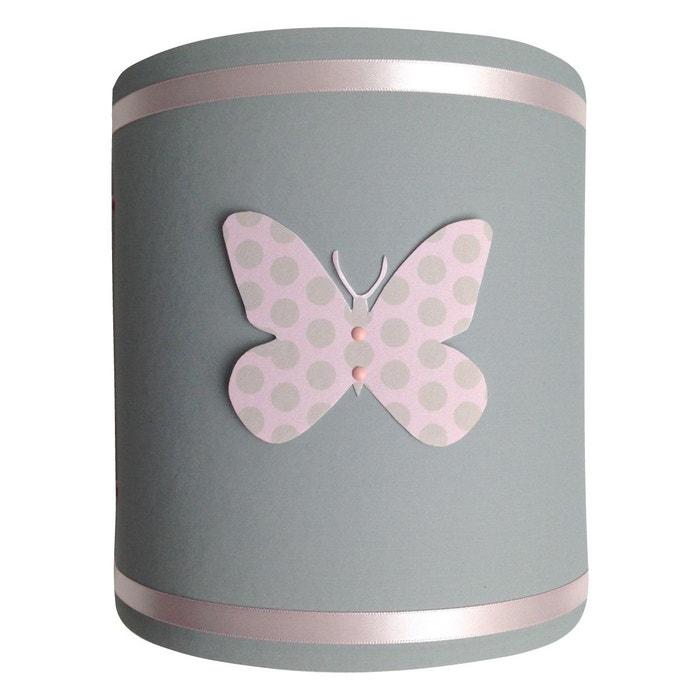 Lilipouce applique lumineuse enfant papillons popies la redoute
