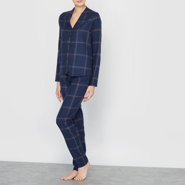 Image Pyjama à carreaux LOVE JOSEPHINE