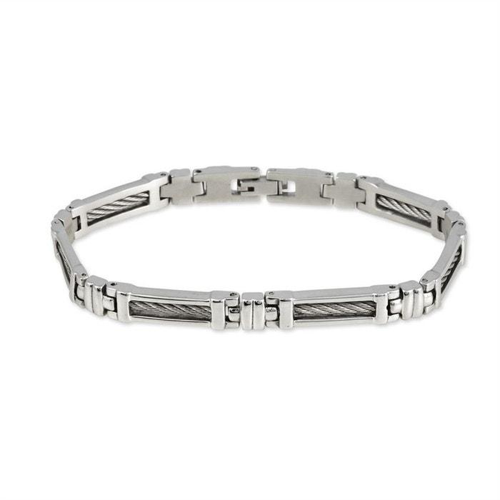 À Vendre Livraison Gratuite Bracelet acier blanc Histoire D'or   La Redoute Livraison Gratuite Parfaite explorer 1kNFDr