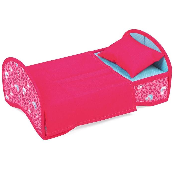 ensemble lit parapluie birdy paradise rose janod la redoute. Black Bedroom Furniture Sets. Home Design Ideas
