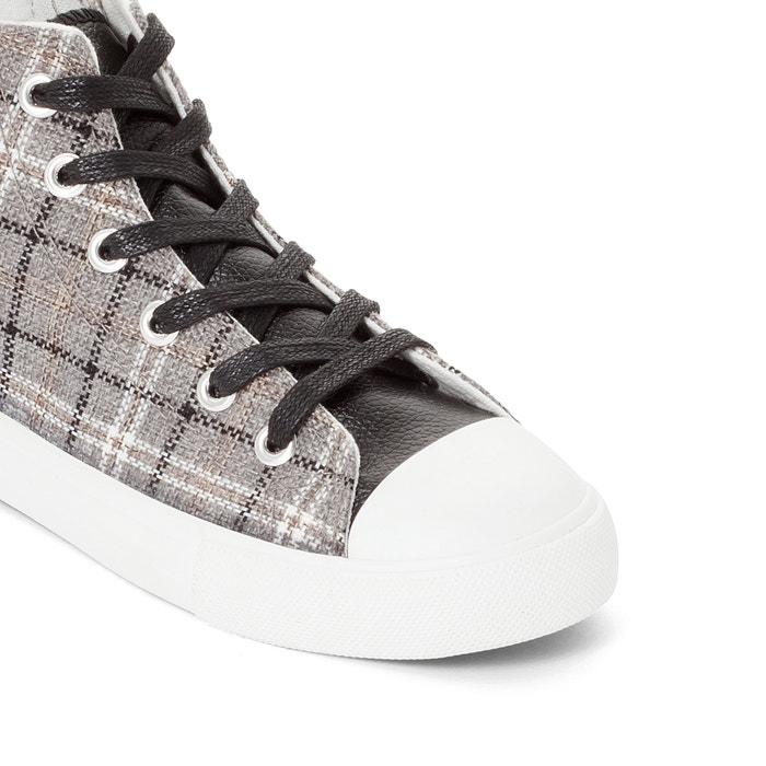 afbeelding Bedrukte sneakers La Redoute Collections