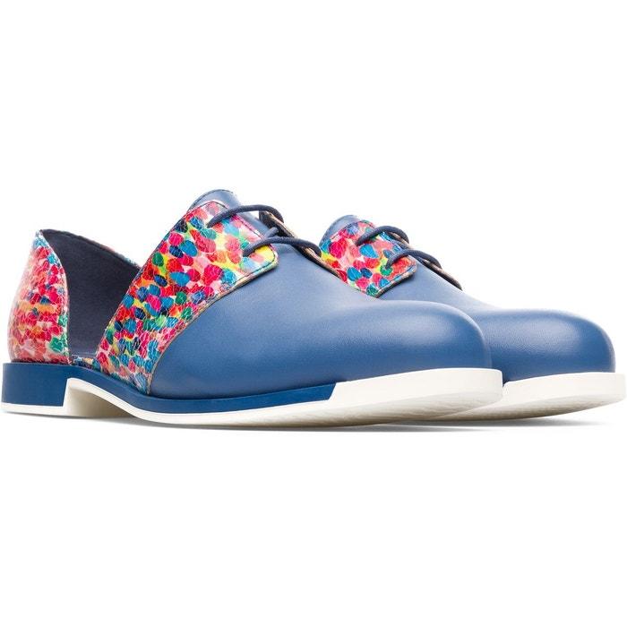 Bowie k200202-009 chaussures plates femme multicolor Camper