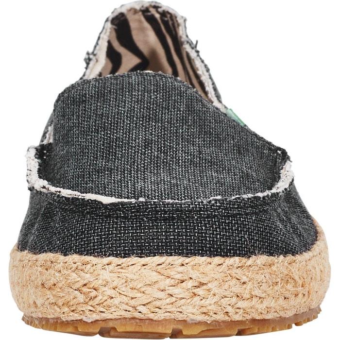 Fiona - chaussures femme - gris gris Sanük
