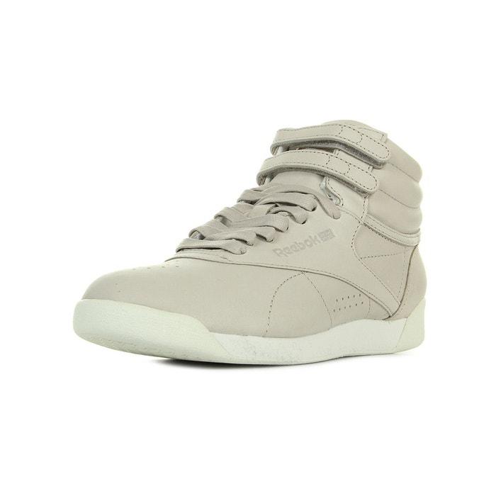 F/s hi face 35 classic  gris/blanc Reebok  La Redoute