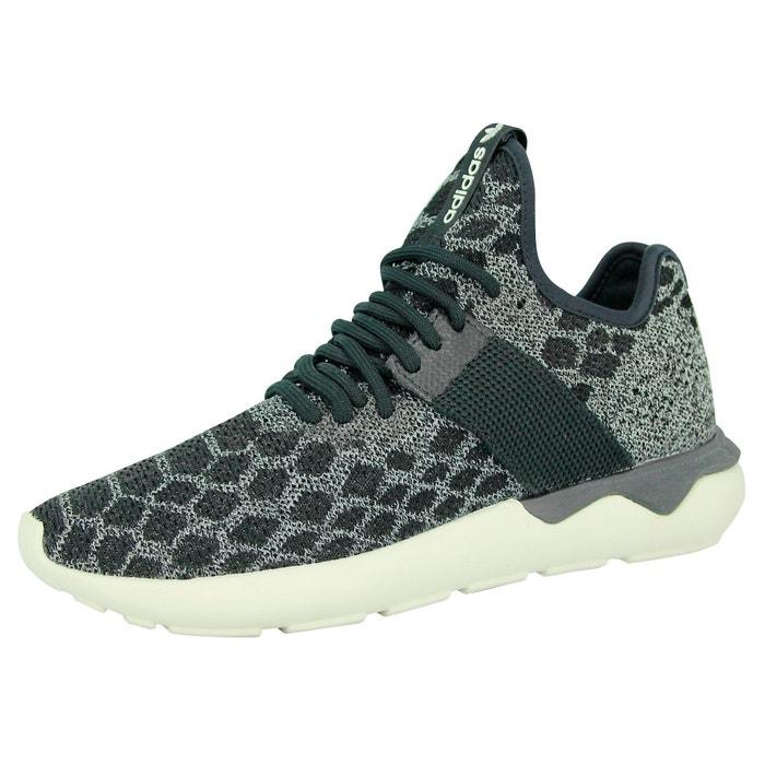 Adidas originals tubular runner primeknit chaussures mode sneakers unisex  gris noir gris Adidas Originals   La Redoute 5481ec91e123