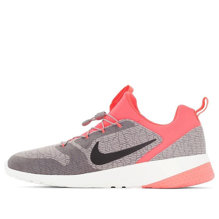 Baskets ck racer gris/rouge Nike