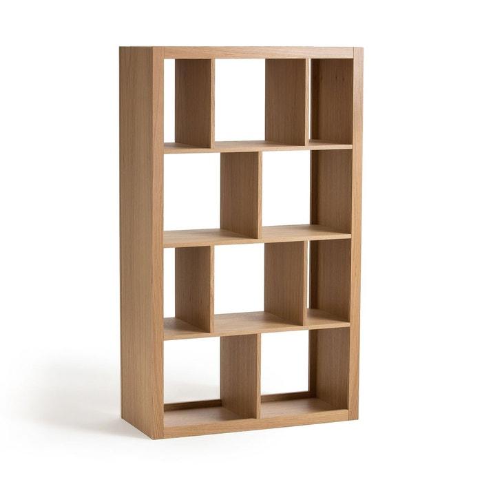 biblioth que peuplier massif varia naturel am pm la redoute. Black Bedroom Furniture Sets. Home Design Ideas