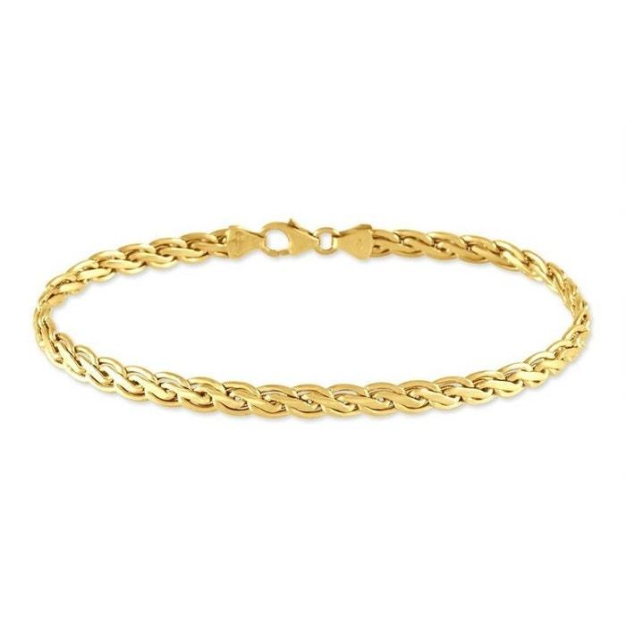 Bracelet or jaune Histoire D'or   La Redoute Exclusif Pas Cher En Ligne Amazone Discount La Qualité De La France Pas Cher 9H7ZeE