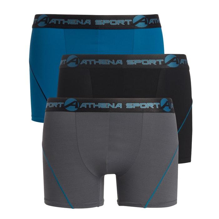afbeelding Boxershort special training, set van 3 ATHENA