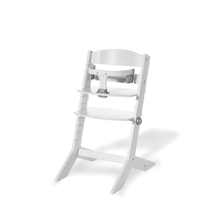 Chaise haute évolutive Syt Blanche  GEUTHER image 0