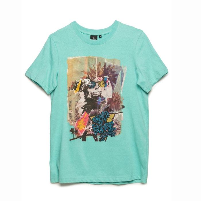 Image T-shirt imprimé 8-16 ans RIP CURL