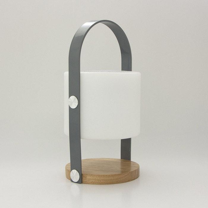 Lampe à leds rechargeable (usb), (Blanc) Homemaison