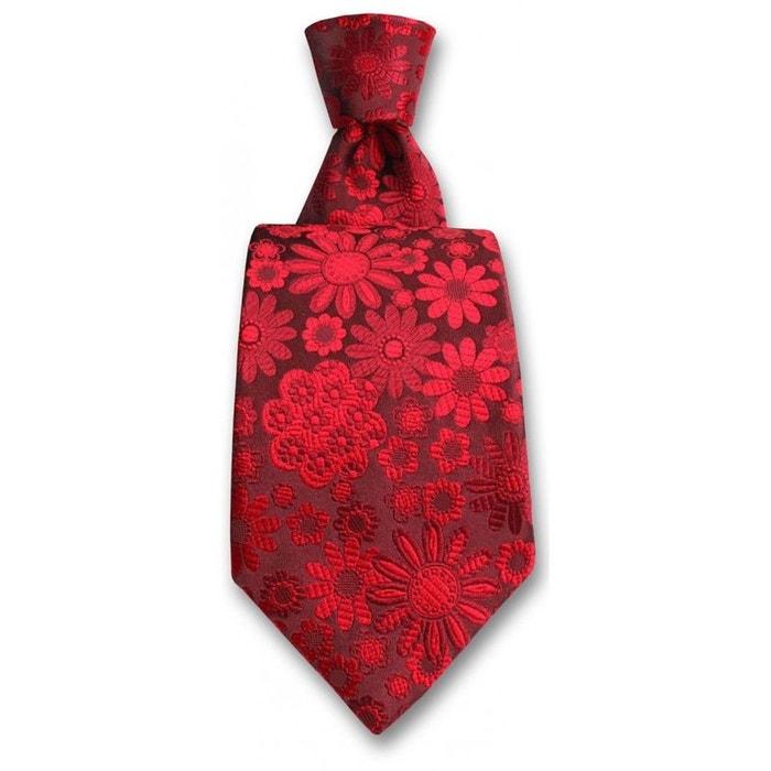 Cravate robert charles pisa rouge rouge Robert Charles | La Redoute Prix De Gros En Ligne MsSdM28JyP