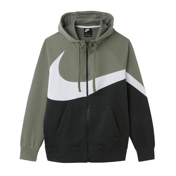 size 40 510e9 dba14 Sweat zippé à capuche nike sportswear gris Nike  La Redoute