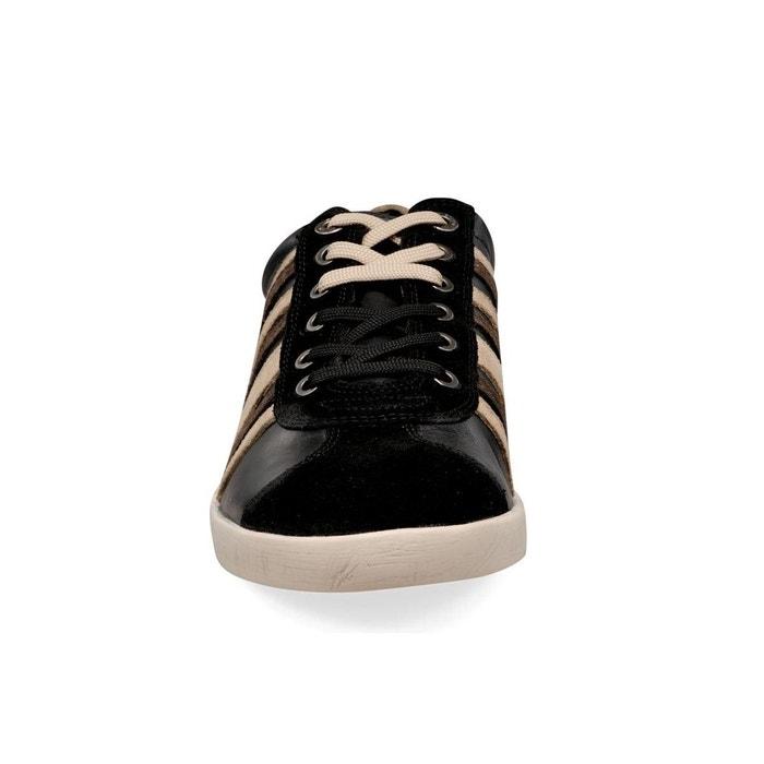 Sneakers noir Dillinger