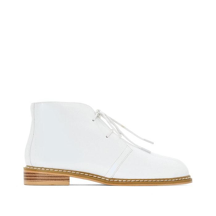 Desert boots vernies  La Redoute Collections image 0