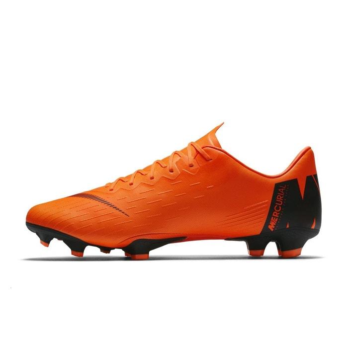 7065e1471f9 Chaussures football nike mercurial vapor xii pro fg orange orange Nike