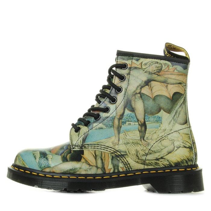 Boots 1460 multi william blake multicolore Dr Martens