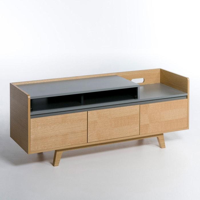 meuble tv andilon design e gallina ampm - Meuble Tv Blanc Ancien