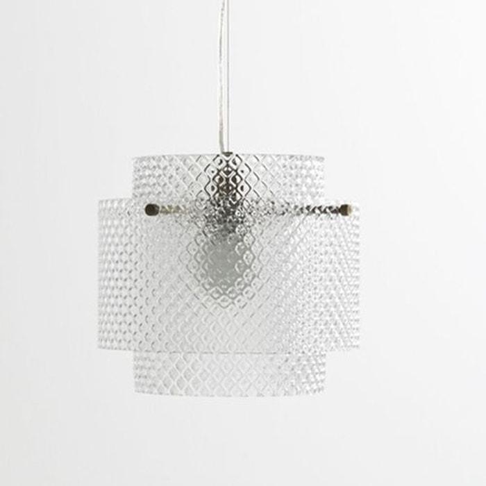 suspension aberto transparent la redoute interieurs la redoute. Black Bedroom Furniture Sets. Home Design Ideas