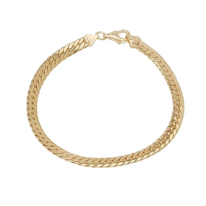 Bracelet or 375/1000 dore Cleor | La Redoute Payer Avec Visa À Vendre Originale Sortie De Haute Qualité En Ligne Best-seller 19gU6cK