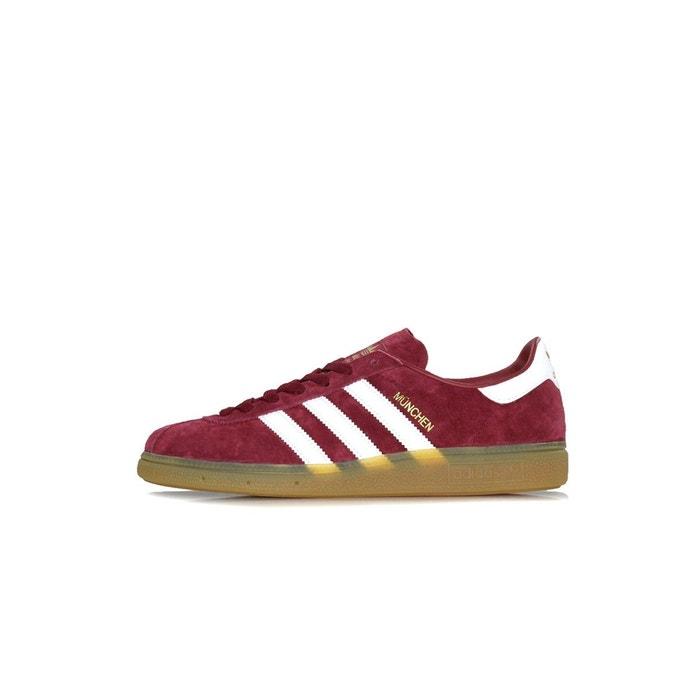 Basket adidas originals munchen - bb2776 rouge Adidas Originals