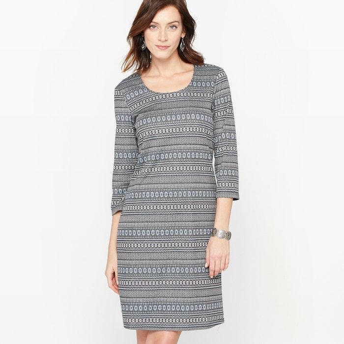 Jacquard Dress  ANNE WEYBURN image 0
