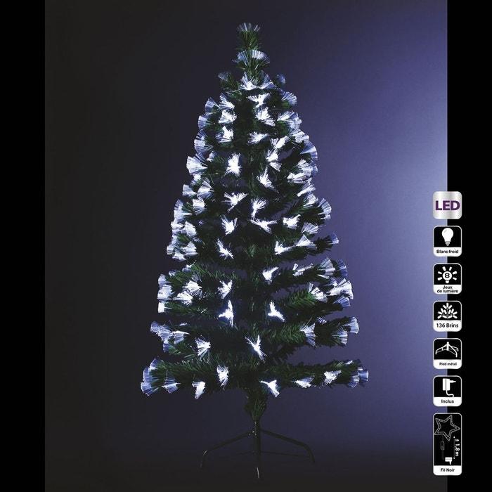 sapin de noel artificiel bouquet blanc 120 cm vert jardideco la redoute. Black Bedroom Furniture Sets. Home Design Ideas
