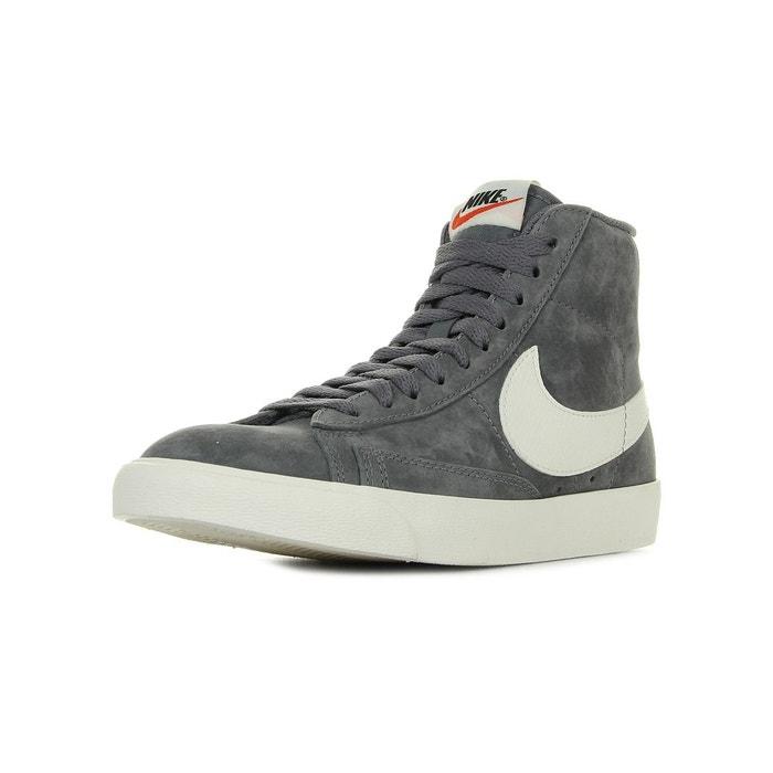 huge discount 0f48b 98192 Baskets femme blazer mid vintage suede gris Nike La Redoute GH8HUA1Z -  destrainspourtous.fr