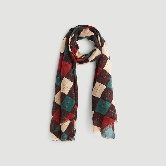 Etole en laine rouge Monoprix   La Redoute 1beb5168b98