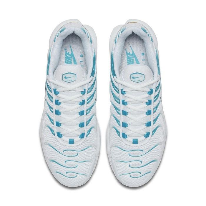 Baskets nike air max plus - 852630105 blanc Nike