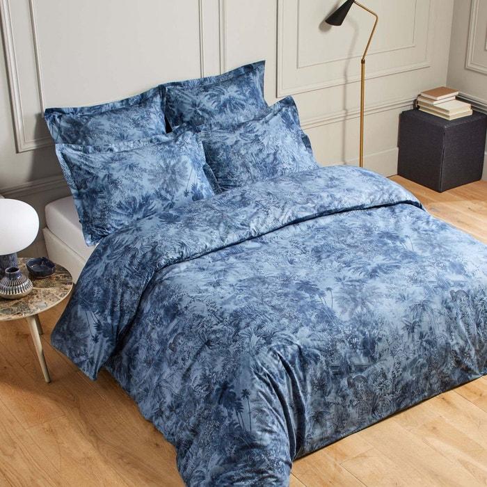 housse de couette coton kali bleu bleu madura la redoute. Black Bedroom Furniture Sets. Home Design Ideas